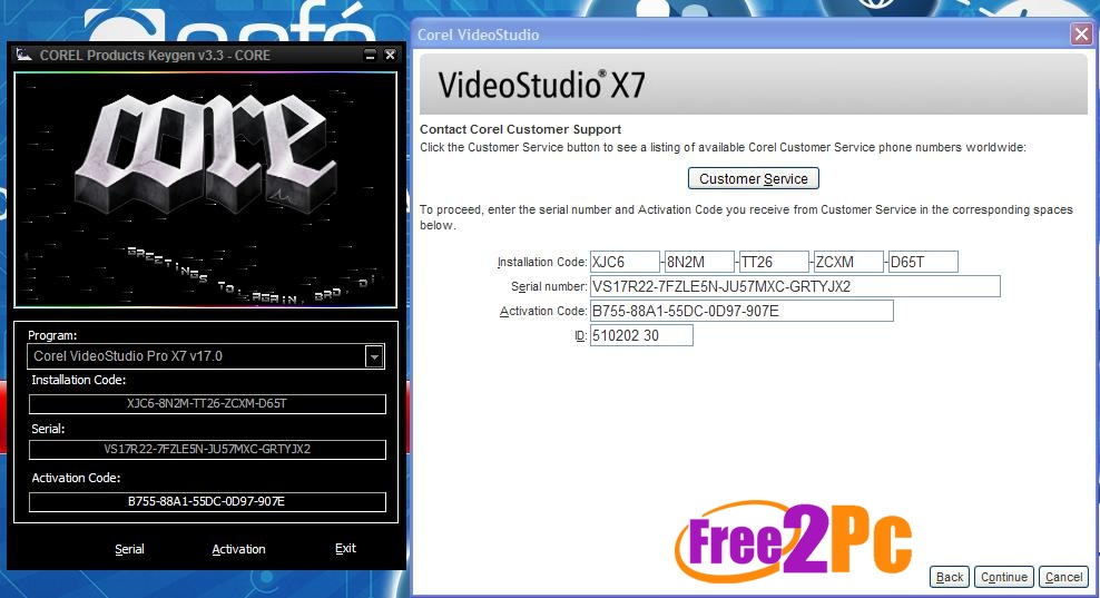 Corel videostudio pro x9 free. download full version with crack 64-bit